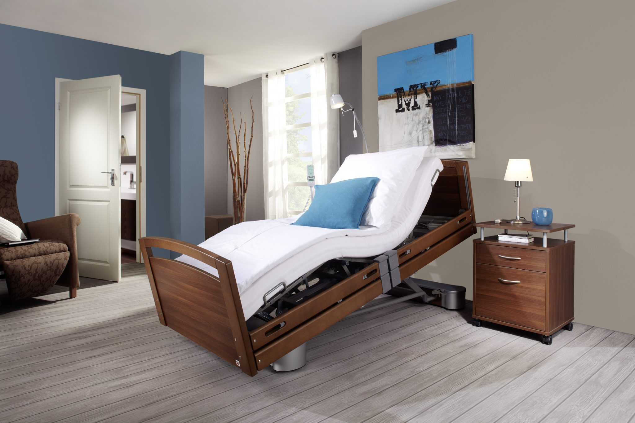 Picture of: What Is The Trendelenburg Position On Hospital Beds