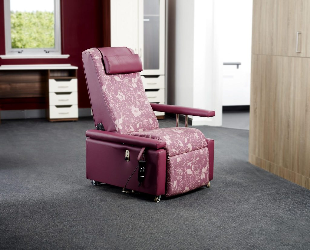 Arene Riser Recliner Chair - Infection Control