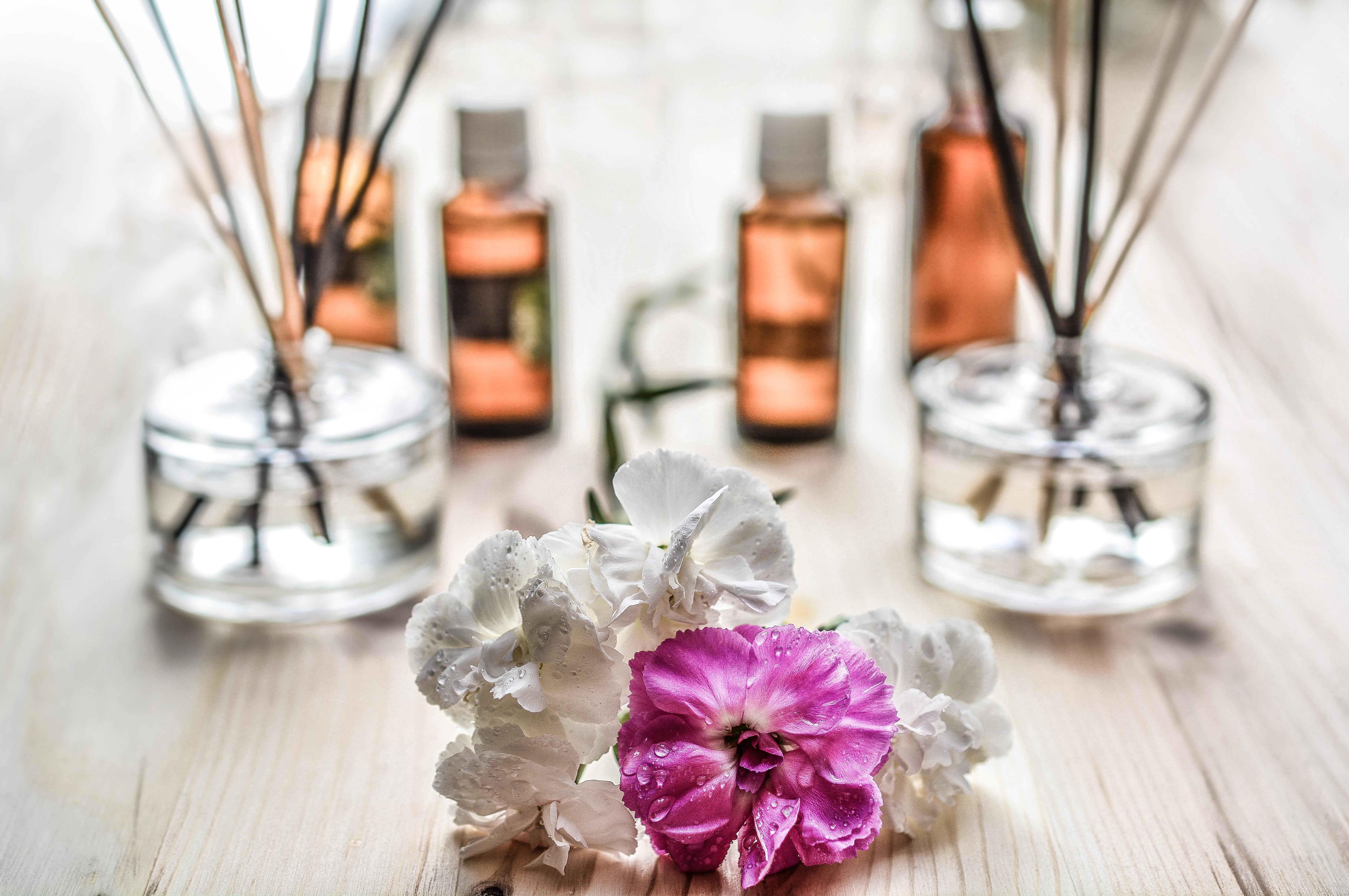 Aromatherapy diffusers help with sensory stimulation