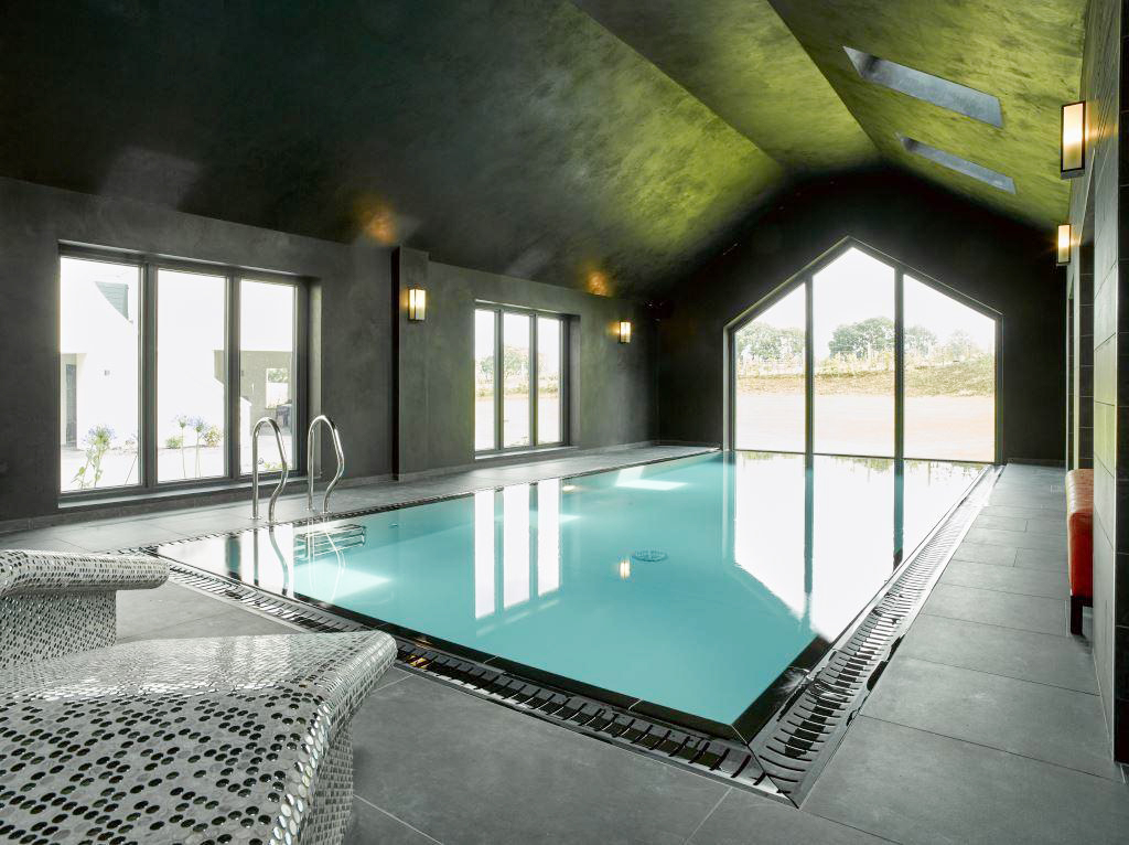 Hydrotherapy Pool Room Design Innova Care Concepts